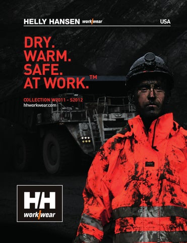 f9f065ac79c99 Helly Hansen 2012 Workwear Catalog by eSafetyStore & More - issuu