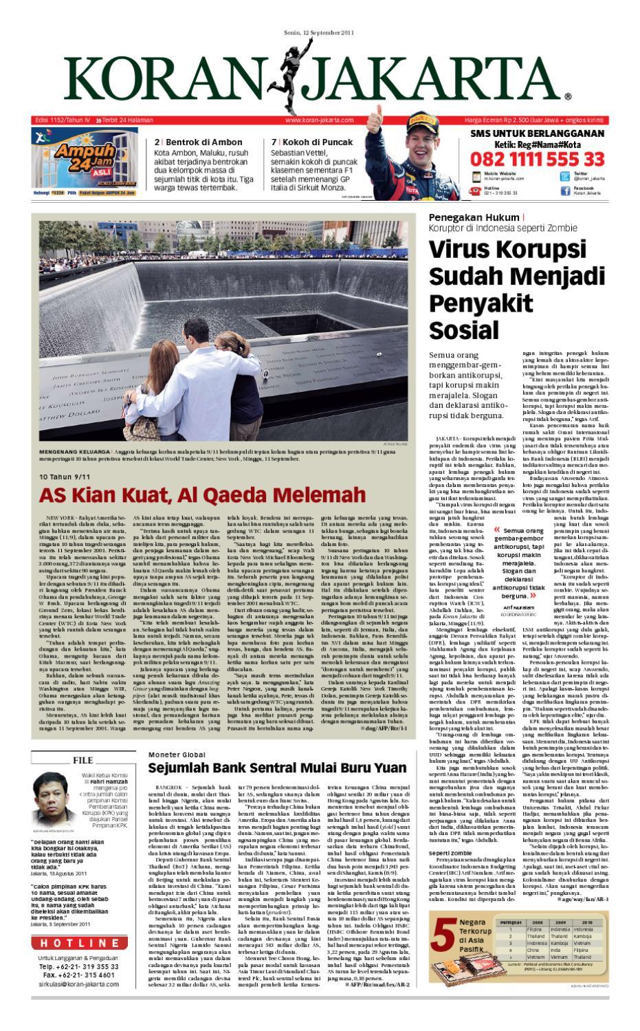 EDISI 1152 - 12 SEPTEMBER 2011.pdf by PT. Berita Nusantara - issuu 152d8338b3