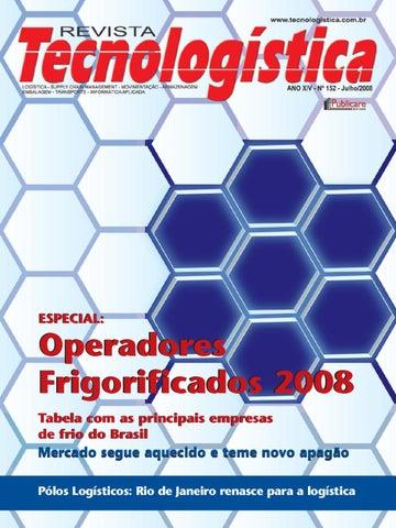 Revista Tecnologística - Ed. 152 Julho 2008 by Publicare - issuu 86525c940b710