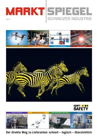 Marktspiegel 2011 by Technica - issuu