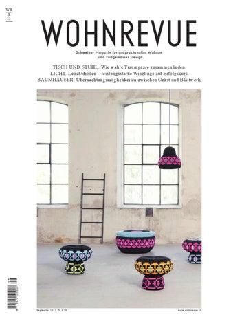 Wohnrevue 09 2011 by Boll Verlag - issuu