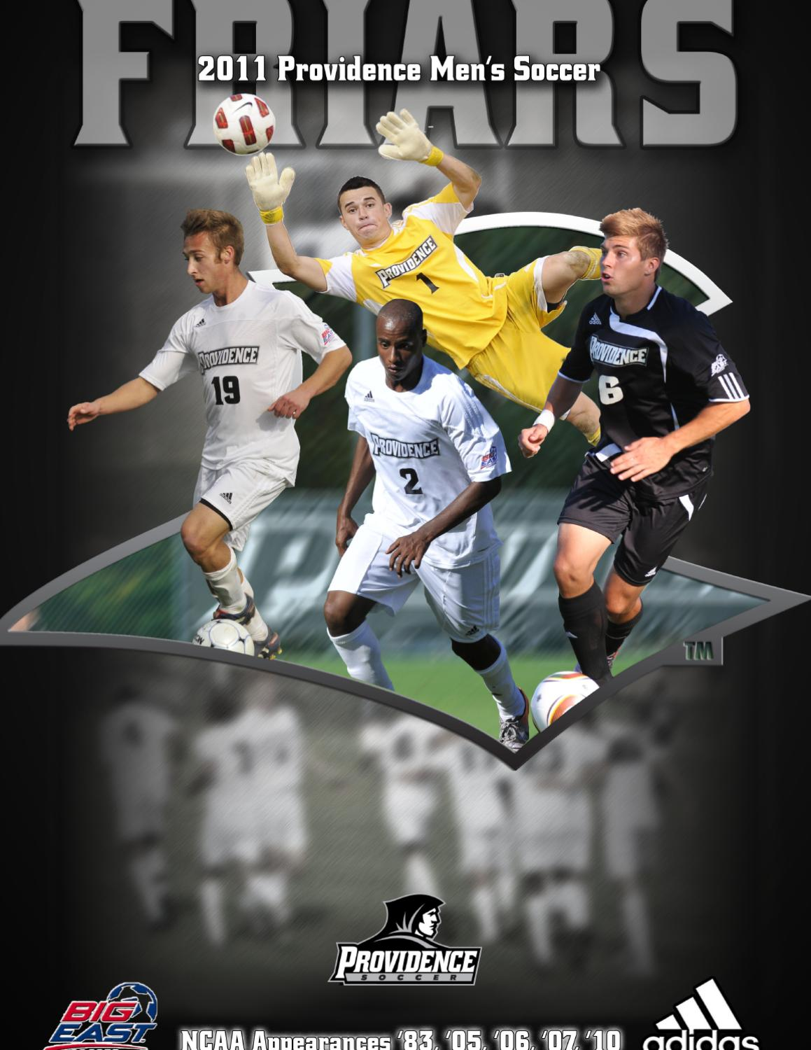 Providence College Men's Soccer - 2011 Online Team Guide by