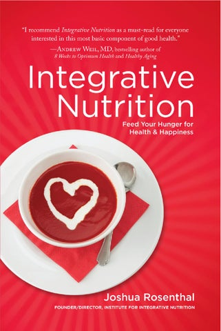 6a0999449 Integrative Nutrition: Feed Your Hunger for Health & Happiness by ...