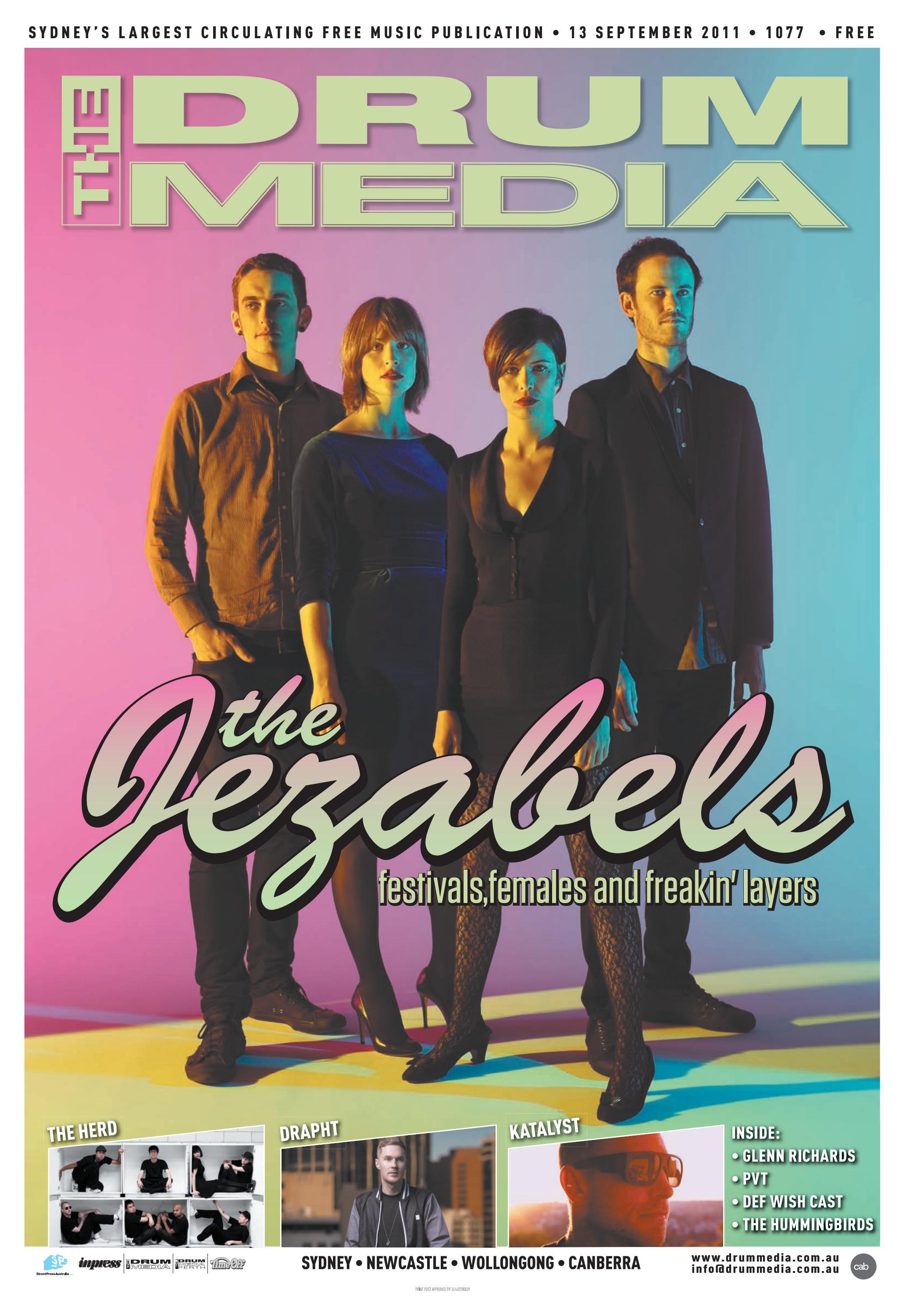 Drum Media Sydney Issue #1077 by TheMusic com au - issuu
