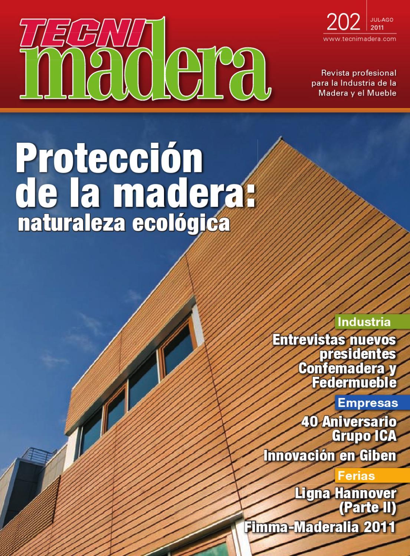 Tecnimadera - 202 by Digital Newspapers S.L. - issuu