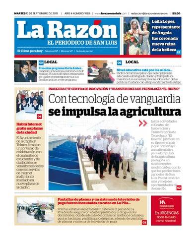 La Razón San Luis by La Razón San Luis - issuu