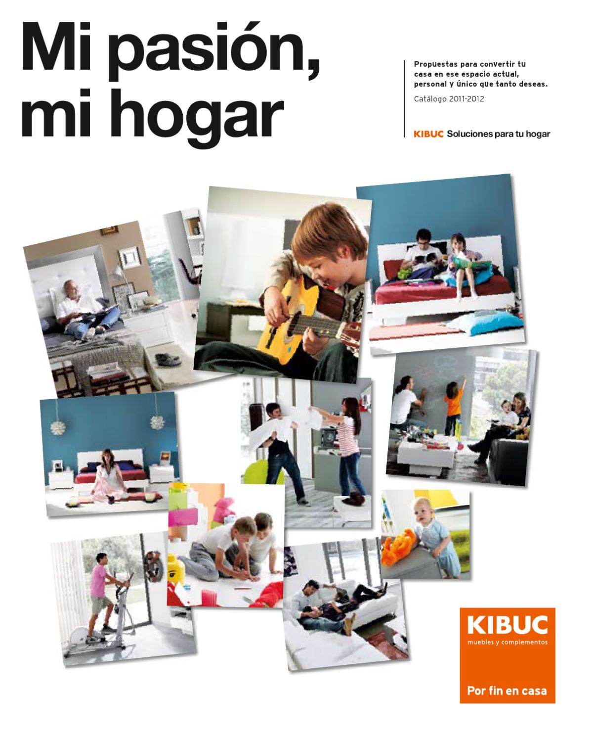 Catálogo general Kibuc 2011-2012 by Kibuc - issuu