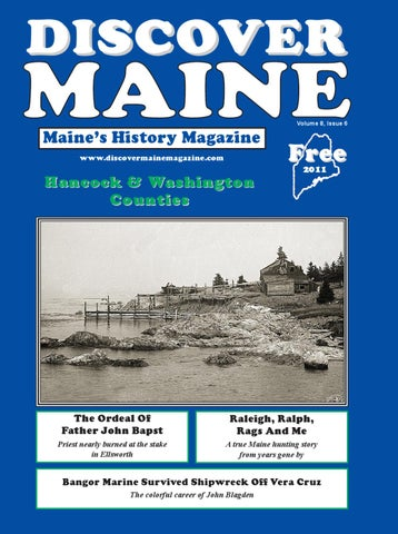 Downeast Edition 2011 by Discover Maine Magazine - issuu