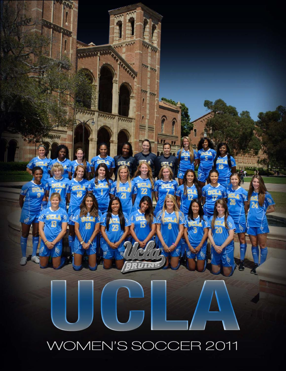 9cbf784f056 2011 UCLA Women s Soccer Media Guide by UCLA Athletics - issuu