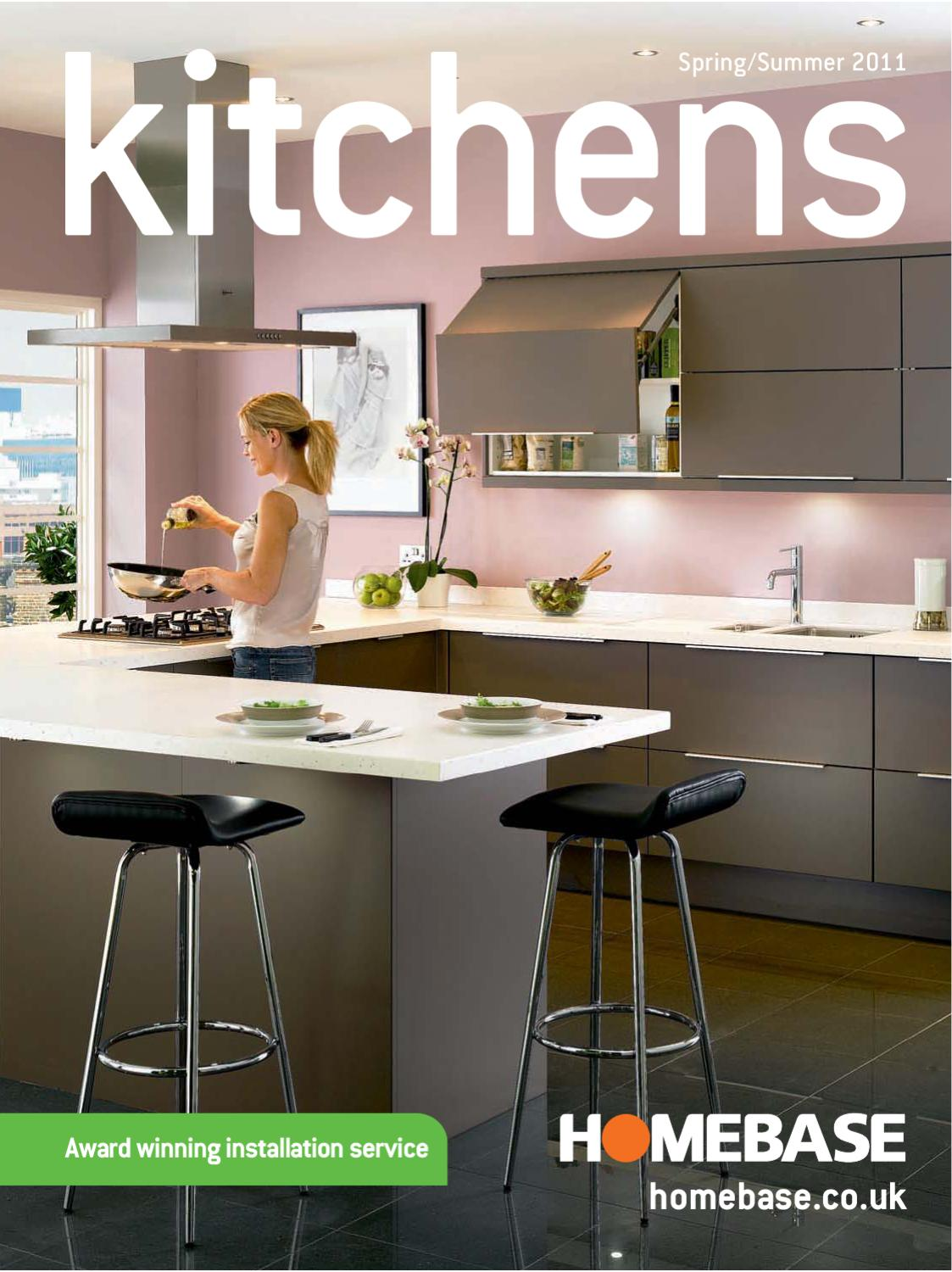 Kitchen Brochure By Homebase Letterkenny