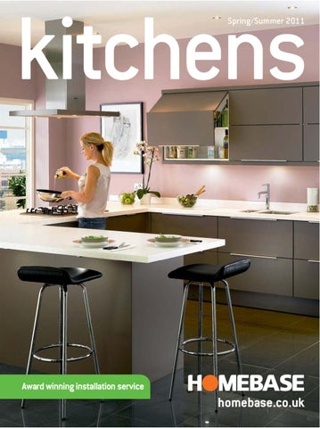 Super Kitchen Brochure By Homebase Letterkenny Issuu Complete Home Design Collection Barbaintelli Responsecom