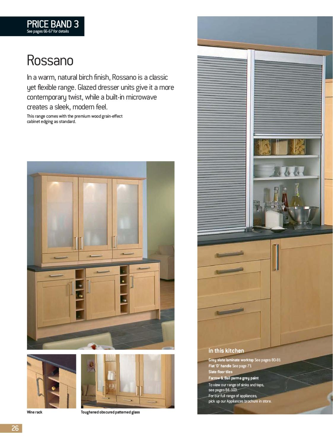 Astonishing Kitchen Brochure By Homebase Letterkenny Issuu Complete Home Design Collection Barbaintelli Responsecom