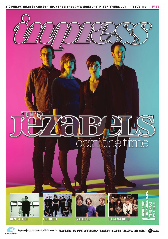 Inpress Issue  1191 by TheMusic.com.au - issuu 5c738f971387