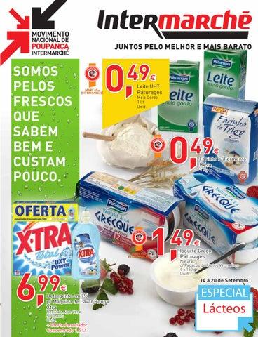 84cc5f966 Folheto Promocional de 14 a 20 de Setembro Intermarché da Moita by ...