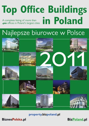 Book of Lists 2014/2015 section: Construction & Real Estate by Monika  Brysiak - issuu