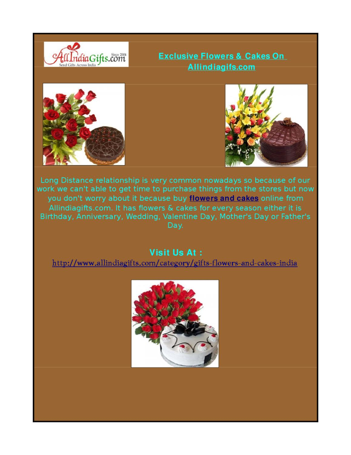 Send Flowers And Cakes Bouquet Of To India From Allindiagifts