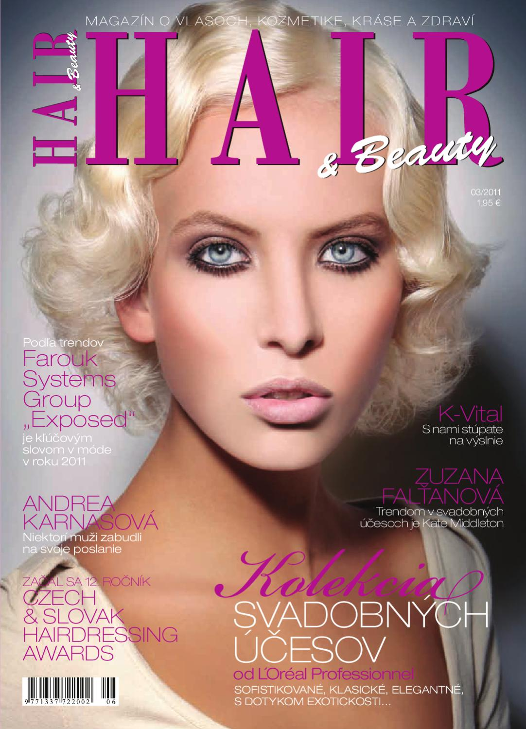 HAIR BEAUTY 3 2011 by Roman Zelenka - issuu 840cadc39cc