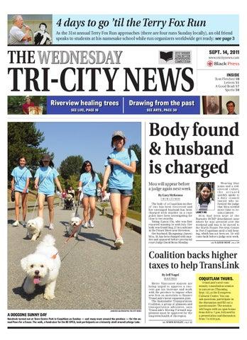 wednesday september 14 tricity news