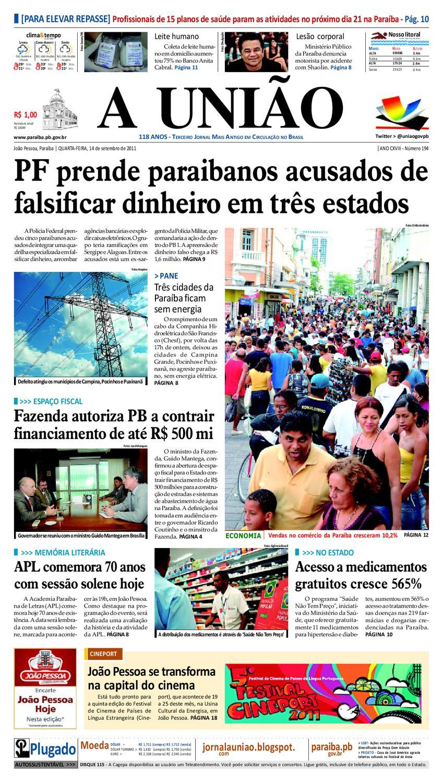 ebc2d06a6f Jornal A União by Jornal A União - issuu
