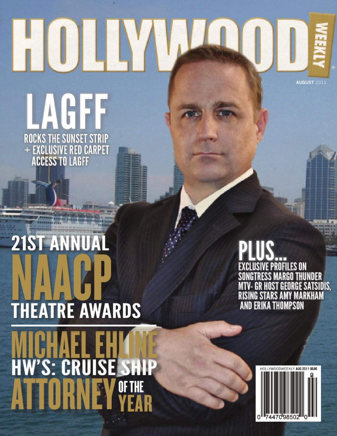 Hollywood Weekly S August 2011 By Hollywood Weekly
