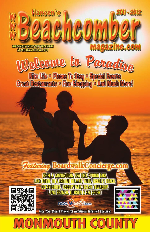 Monmouth Beachcomber Magazine By Beachomber Magazine Issuu