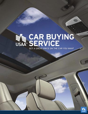 Usaa Auto Buying >> Usaa Dm 091411b By Jill Brunner Issuu