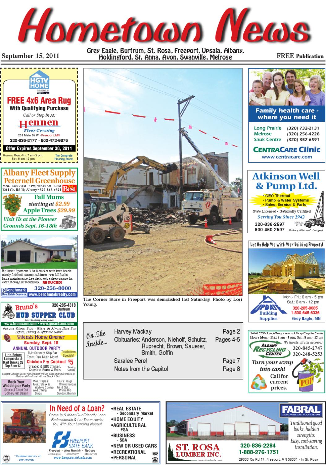 hometown news sept 15 2011 by hometown news issuu
