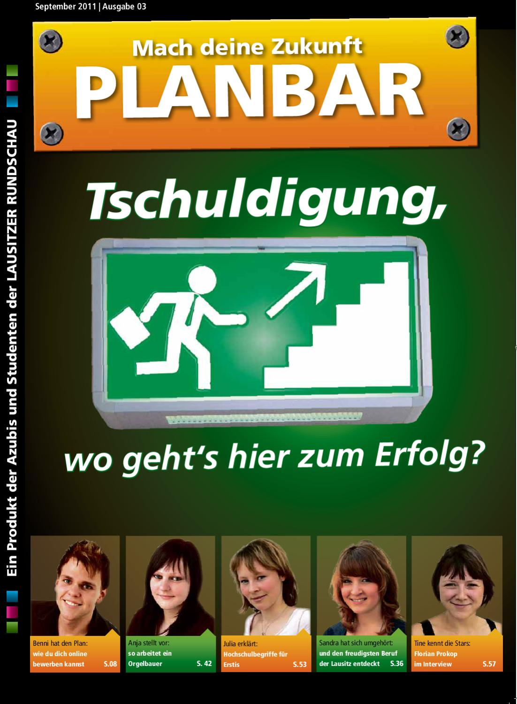 PLANBAR 2011 by Lausitzer Rundschau - issuu
