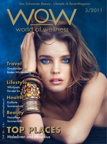 World of Wellness Magazin 03/2011 by Karin Schmidt - issuu