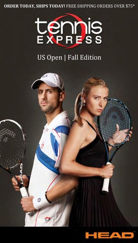 Tennis Express 2011 Us Open Catalog By Tennis Express Issuu