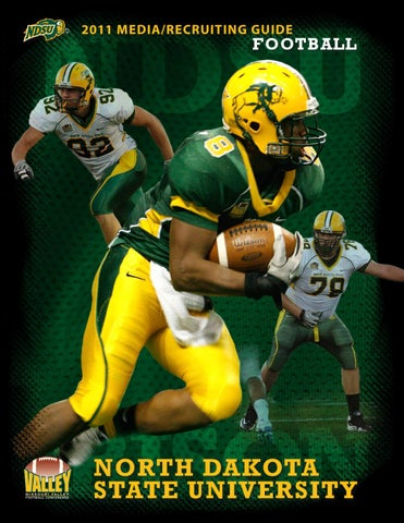 691b8cb16 2011 North Dakota State Football Media Guide by North Dakota State ...