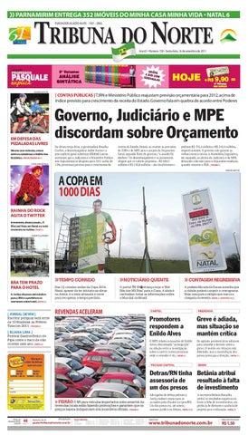 37d338732e067 Tribuna do Norte - 16 09 2011 by Empresa Jornalística Tribuna do ...