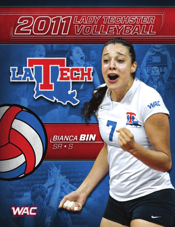 c8d9dbe786d3 2011 Louisiana Tech Volleyball Media Guide by Louisiana Tech Athletics -  issuu