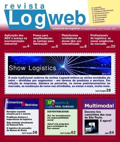 Revista Logweb 78 by André Salvagno - issuu 416c13a100