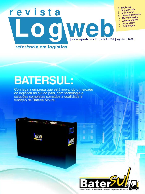 b5f95b60a07b2 Revista Logweb 90 by André Salvagno - issuu