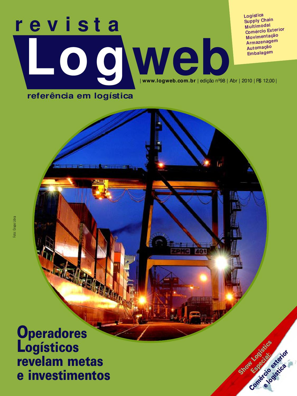 f2173a4573 Revista Logweb 98 by André Salvagno - issuu