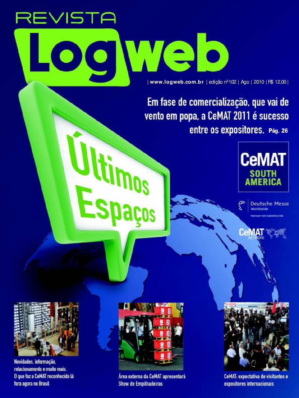 Revista Logweb 102 by André Salvagno - issuu d63e2d34630a2