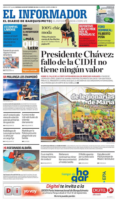 El Informador impreso 2011.09.18 by El Informador - Diario online ...