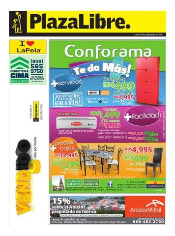 1b4fe32191f0 pl20110919 by Diario Libre - issuu