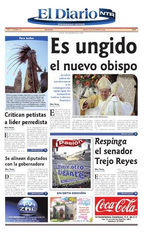 20bcc8b8ed428 El Diario NTR by NTR Medios de Comunicación - issuu