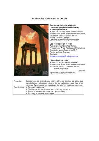 psicologia del color by gabriela diez - issuu