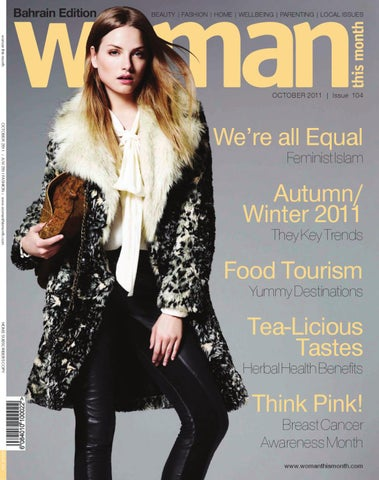 c9a2010fad373 Woman This Month - October 2011 by Red House Marketing - issuu