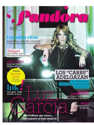 cf6f02c3d Revista Pandora - 202 - Mayo 2011 by Multimedios del Caribe - issuu