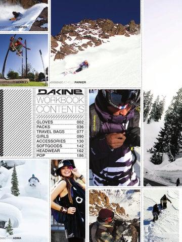 ef9c5ad1a Katalog Dakine Snow 2011 12 by EASY Sports - issuu
