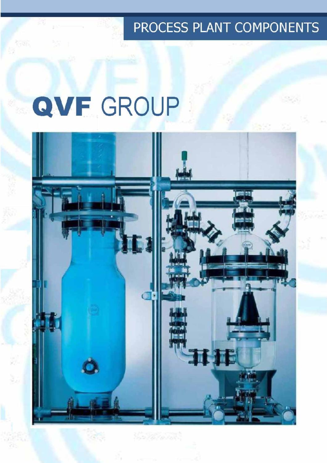 QVF Components Catalogue by Chemlab International - issuu