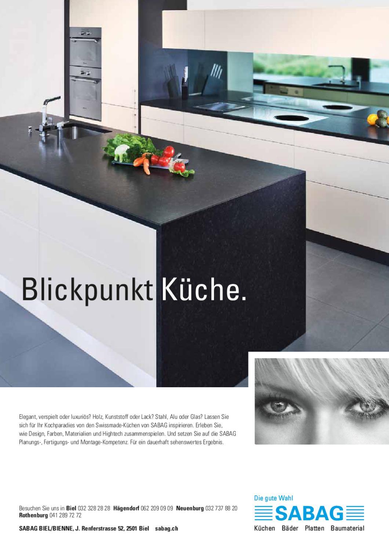 Großzügig Küchen Und Bäder Magazin Fotos - Ideen Für Die Küche ...