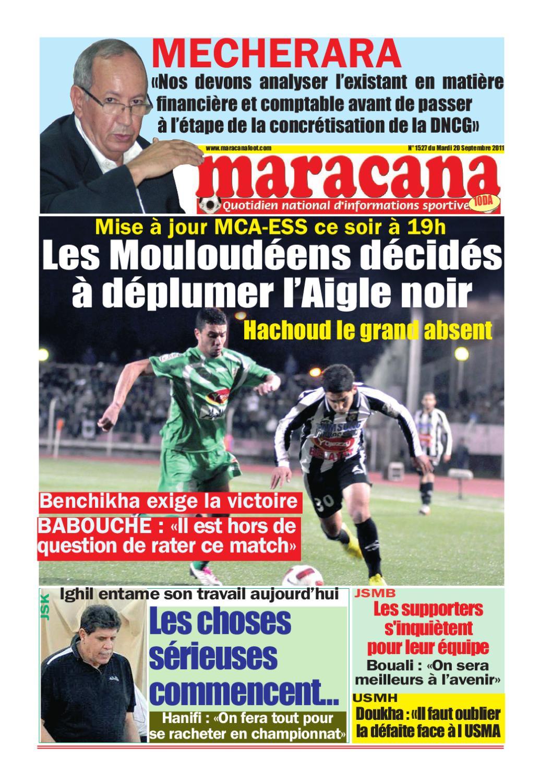 maracanafoot1528 date 20-09-2011 by Journal Maracana - issuu