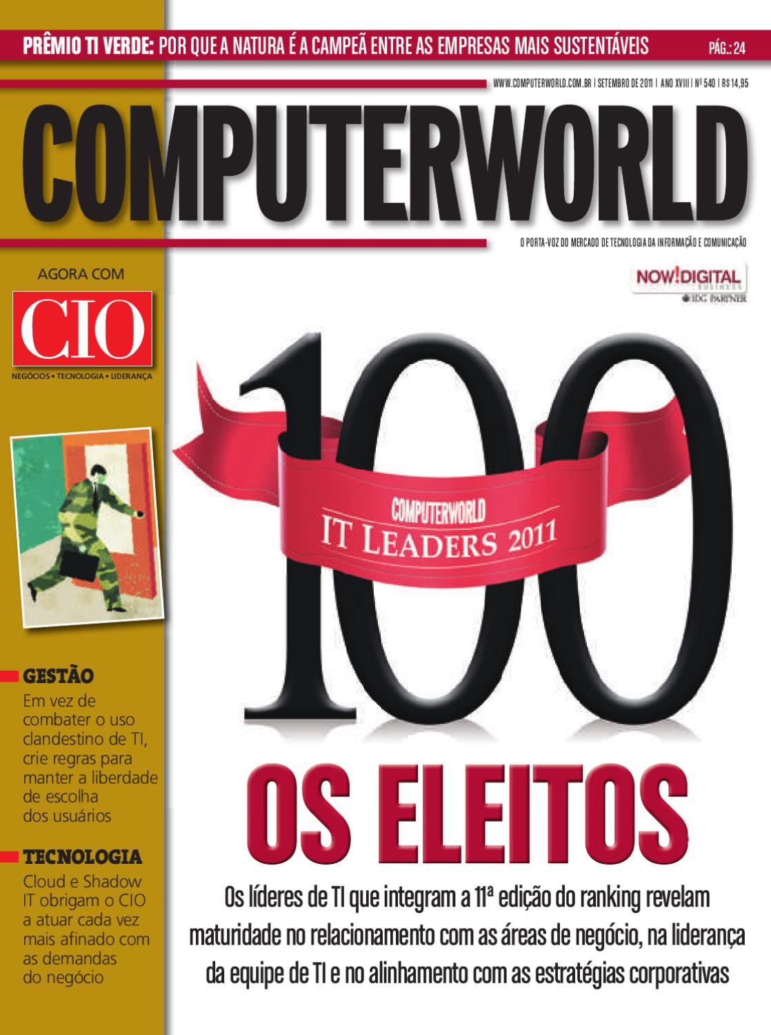 COMPUTERWORLD – 100 IT Leaders by Now!Digital Business - issuu 955bdb257f