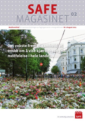 9cc689f9 SAFE Magasinet Nr. 2 2011 by InBusiness - issuu