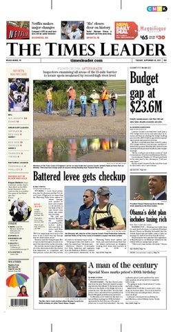 3e252da007 Times Leader 09-20-2011 by The Wilkes-Barre Publishing Company - issuu